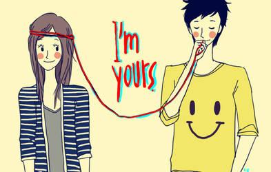 I ' M   Y O U R S by drrecords