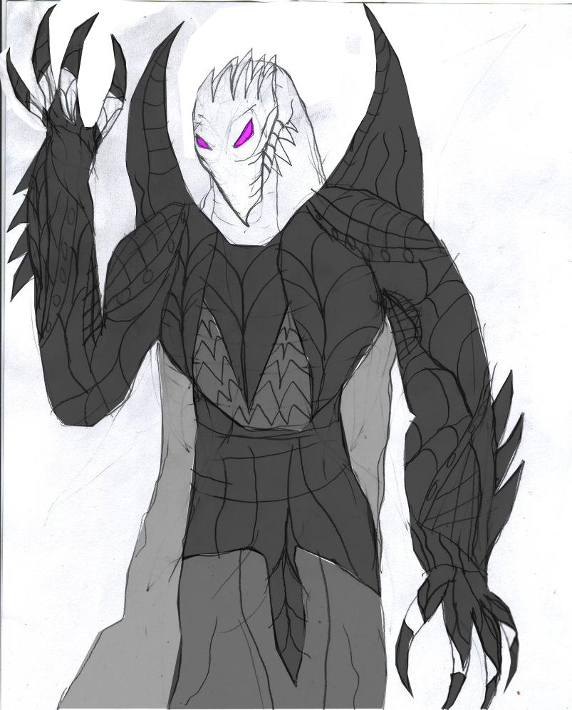 Kalarias The Synthetic God (Colored)