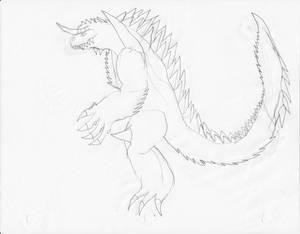 Godzilla GVDA editon