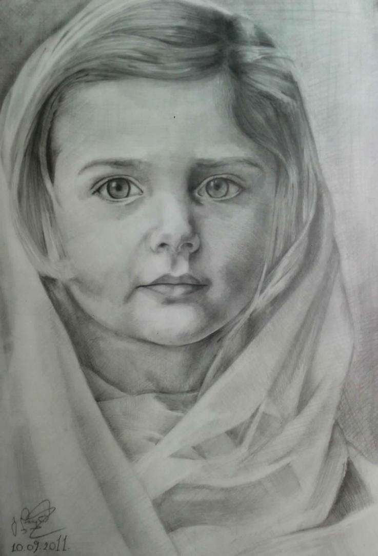 Child by Vangega