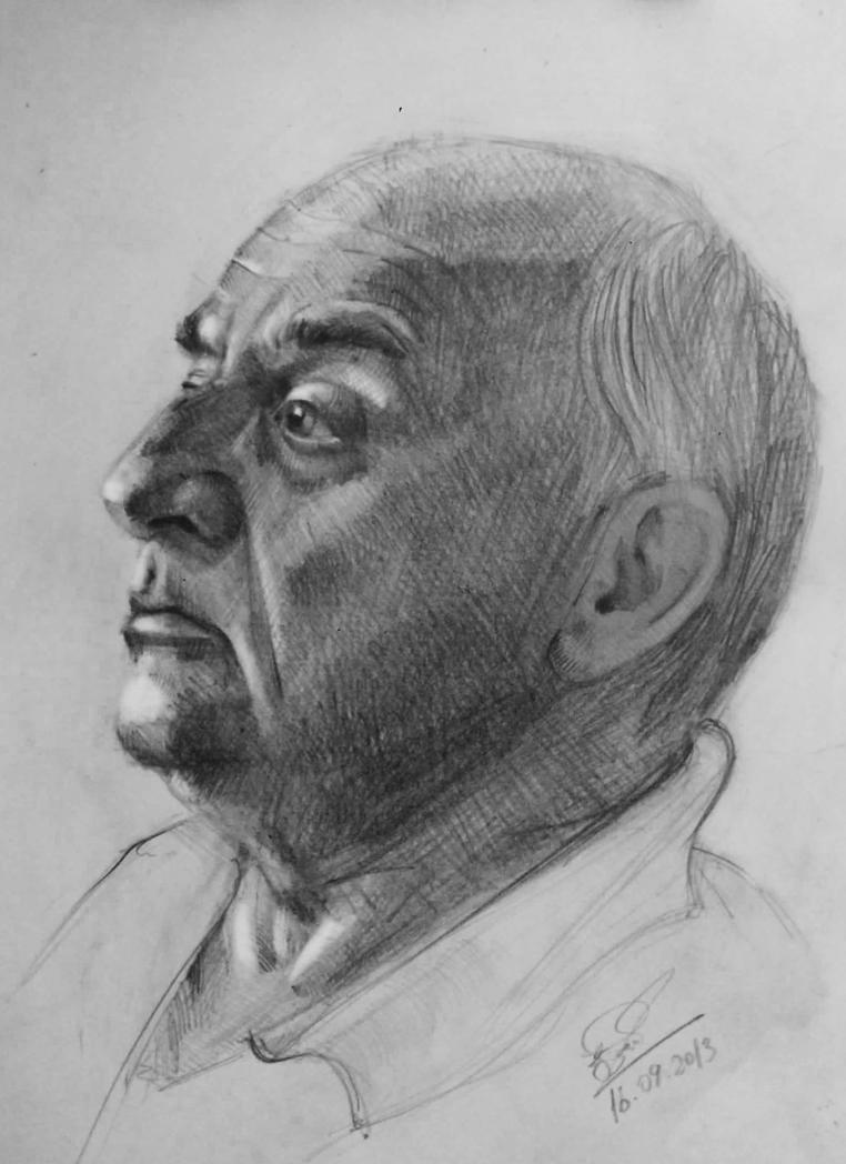 Portrait by Vangega