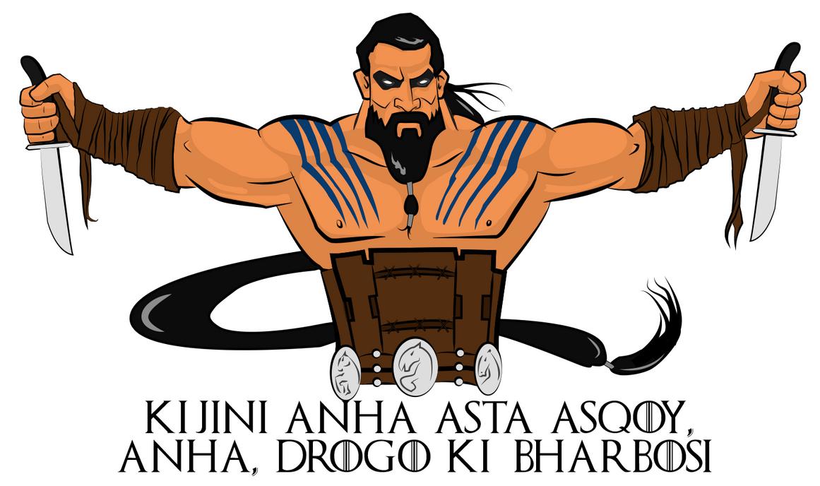 Drogo by Vangega