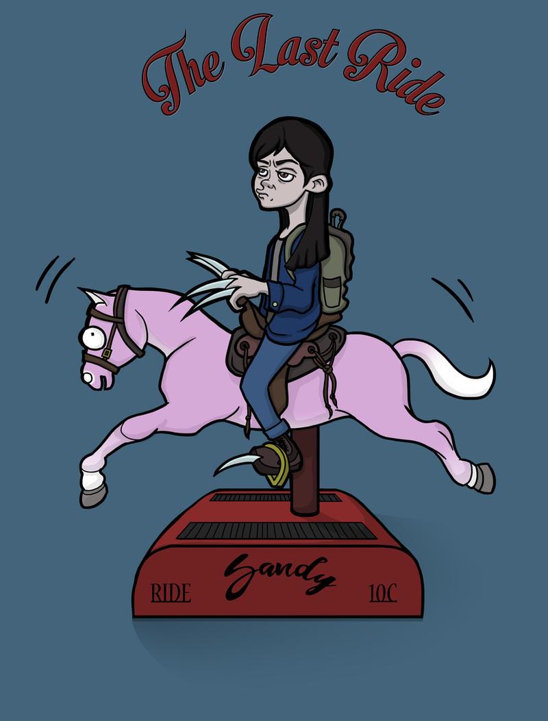 The Last Ride by Vangega