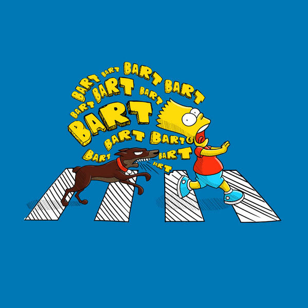 Bart, bart, bart! by Vangega