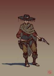 Character_Sketch_9 by Vangega
