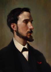 Portrait of Eduardo Rosales