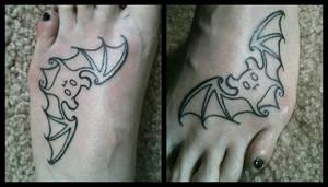 Batty Tattoo