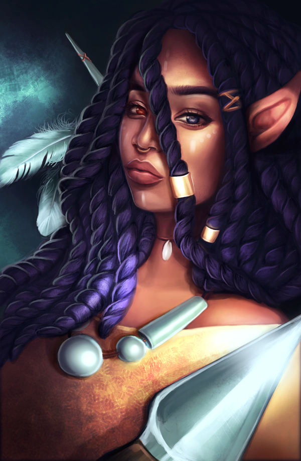 Niobe by MelodyNieves