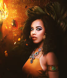 Egyptian by MelodyNieves