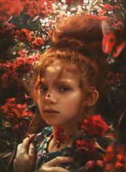 Photoshop Tutorial: Ladybug Portrait Effect