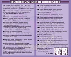 REGLAMENTO OFICIAL DE LOLITAFIGTHER by EseOsoPervertido
