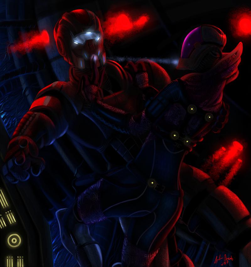 Mass Effect Live Wallpaper: Mass Effect By RiptideX1090 On DeviantArt