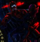 Quarian's Kiss - Mass Effect