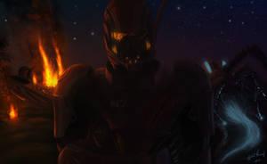 Sole Survivor N7 - Mass Effect by RiptideX1090