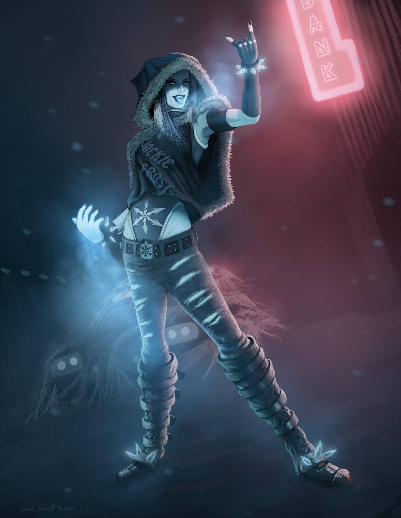 Design of Frost