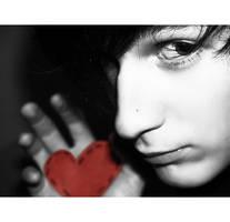 heart you by kahara