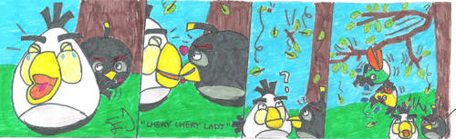 Angry Birds: Chery Lady