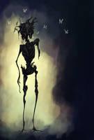 the god-child by porcelianDoll