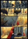 Scarlet and the Wolf page 2