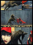 Scarlet and the Wolf page 3