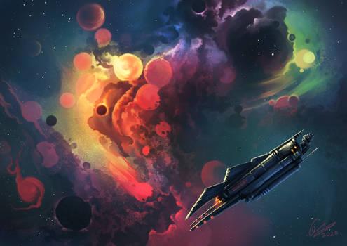 spacescape concept