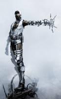 Cyborg by naratani