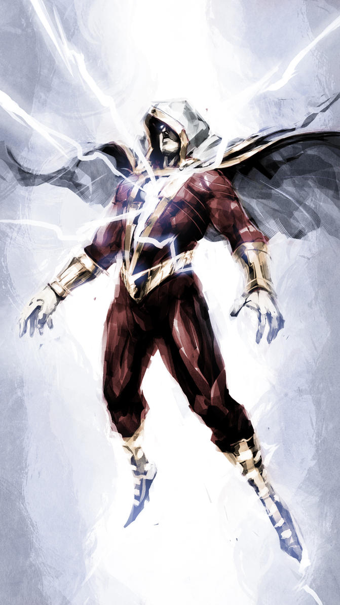 SHAZAM By Naratani On DeviantArt