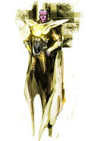 Sinestro by naratani