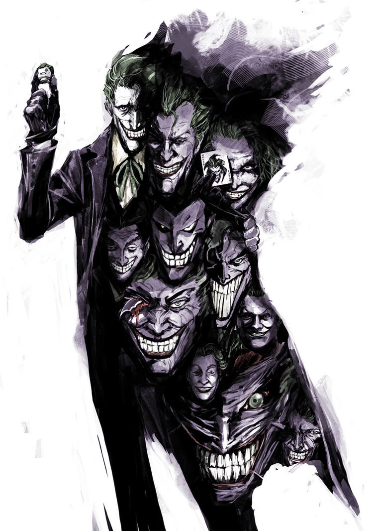 The Joker by naratani