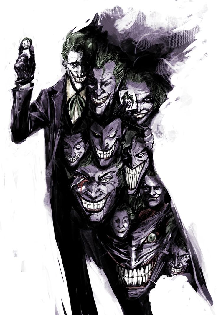 The Joker by naratani