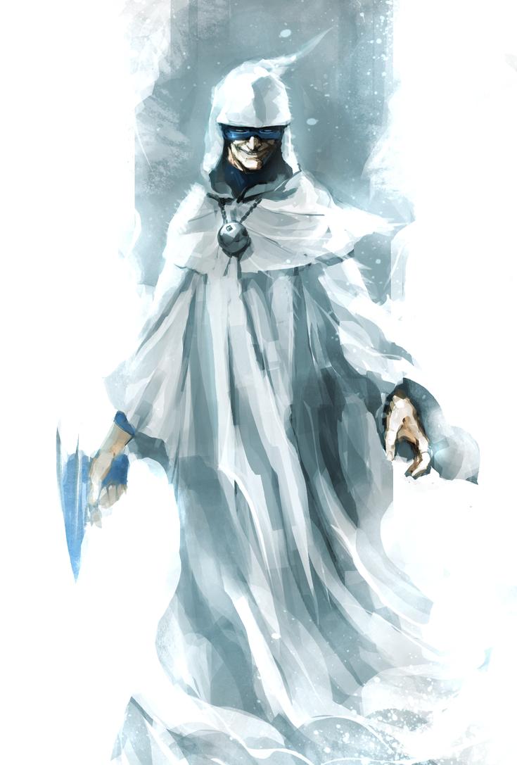Captain Cold by naratani