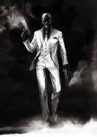 Black Mask by naratani