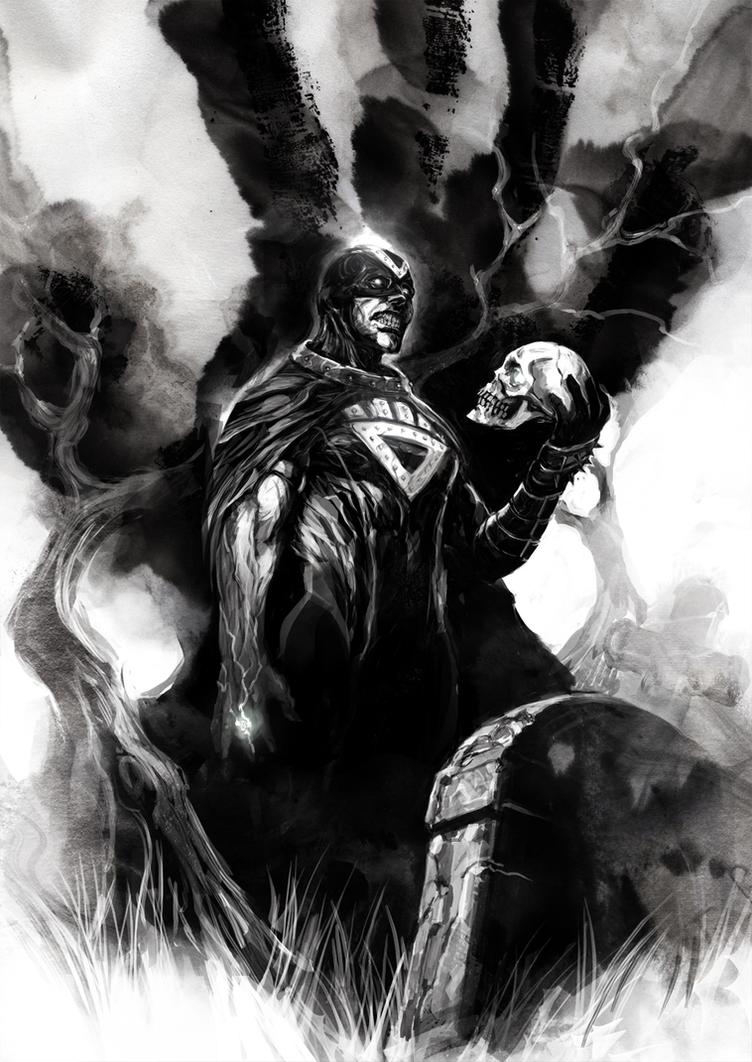 Black Hand by naratani