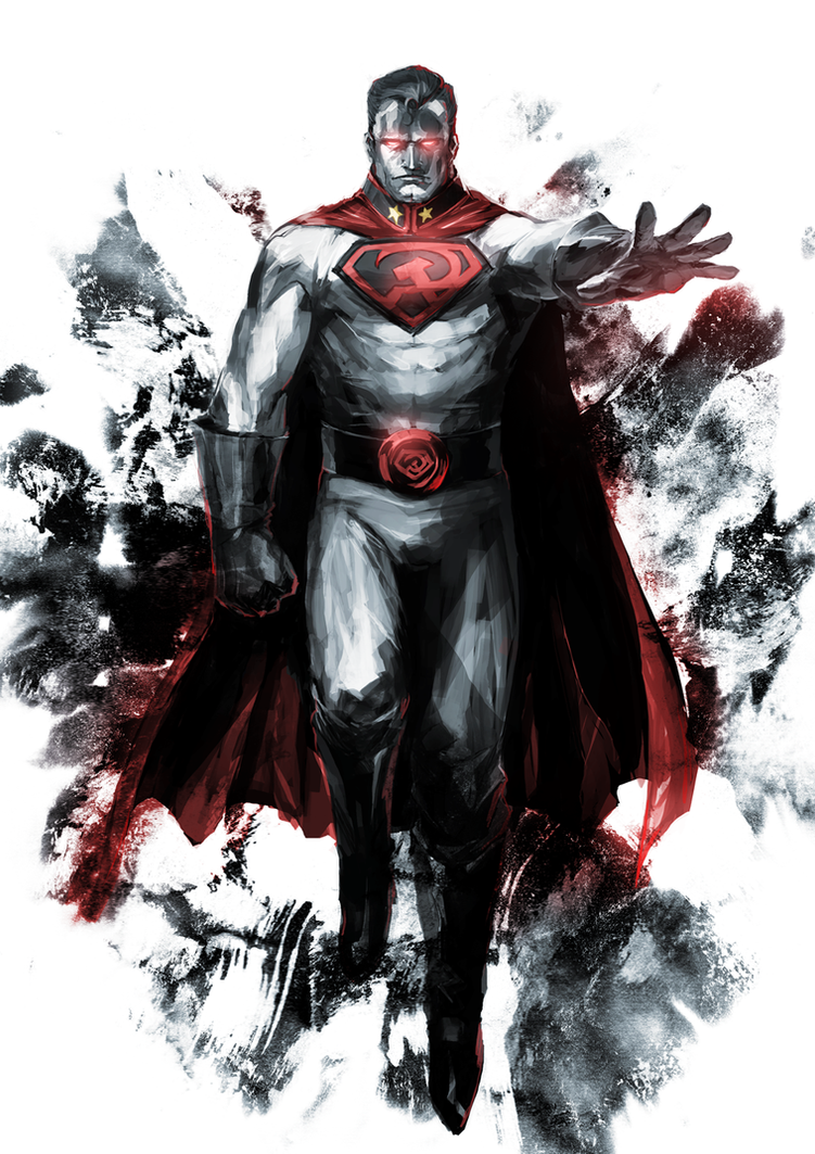 Red Son by naratani