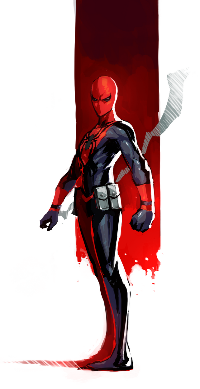 Assassin SpiderMan by naratani