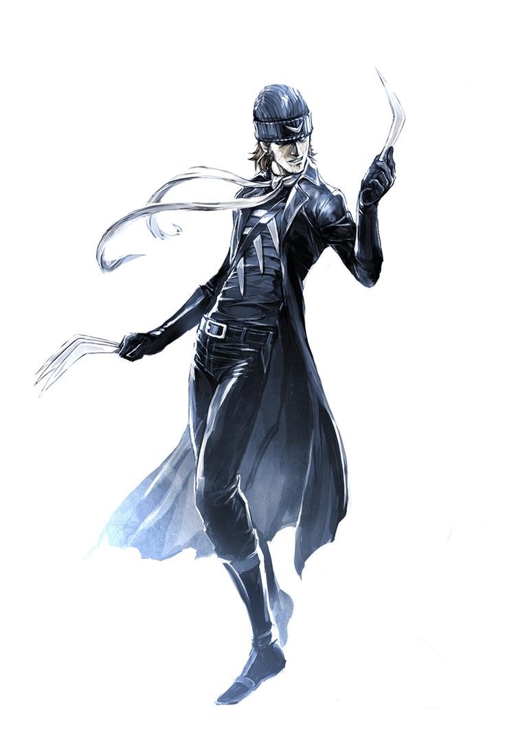 Captain Boomerang by naratani