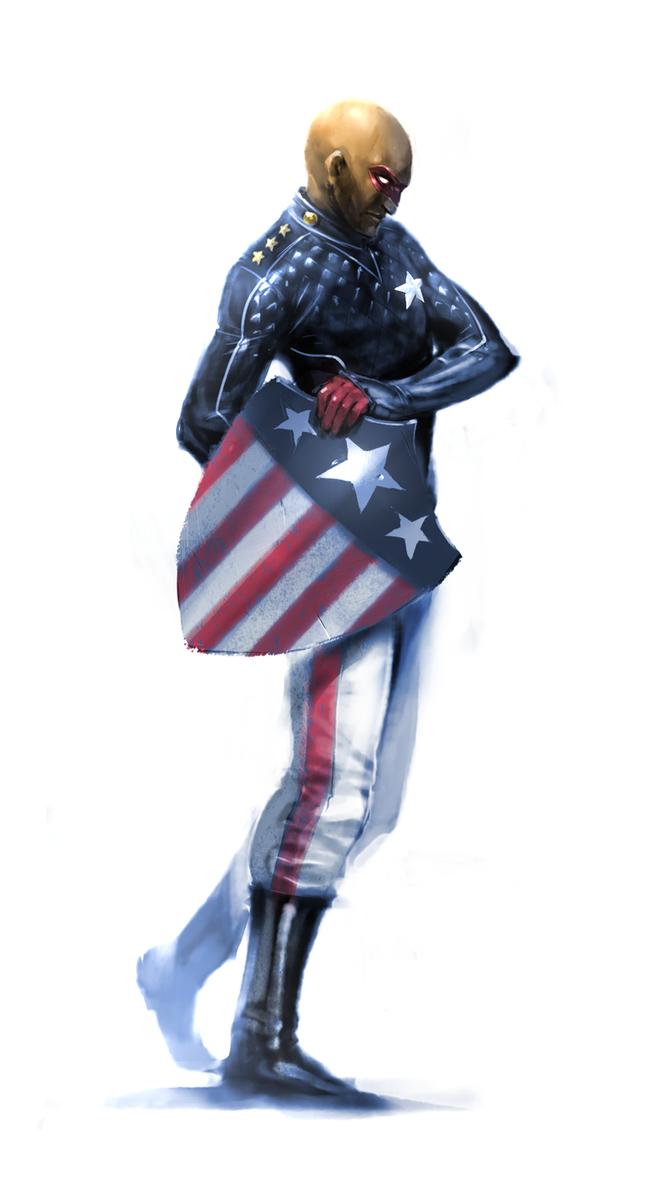 Patriot by naratani