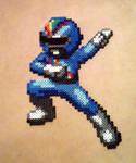 Prism ranger Blue