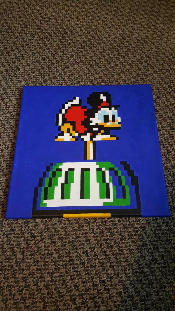 Ducktales  by demonXeyes