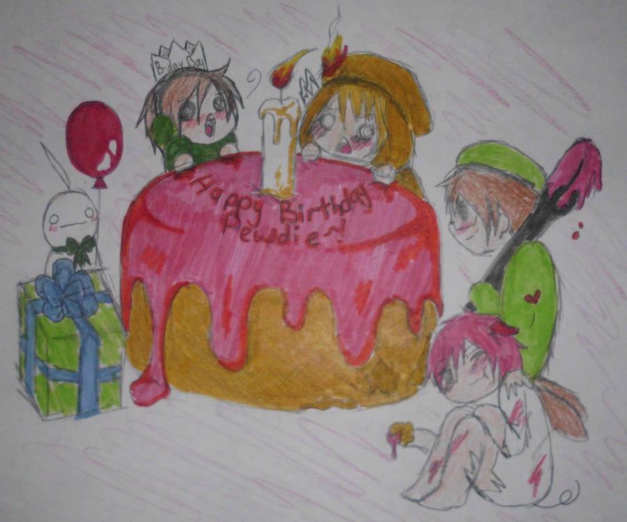 Happy Birthday Felix~! by landnaruto123
