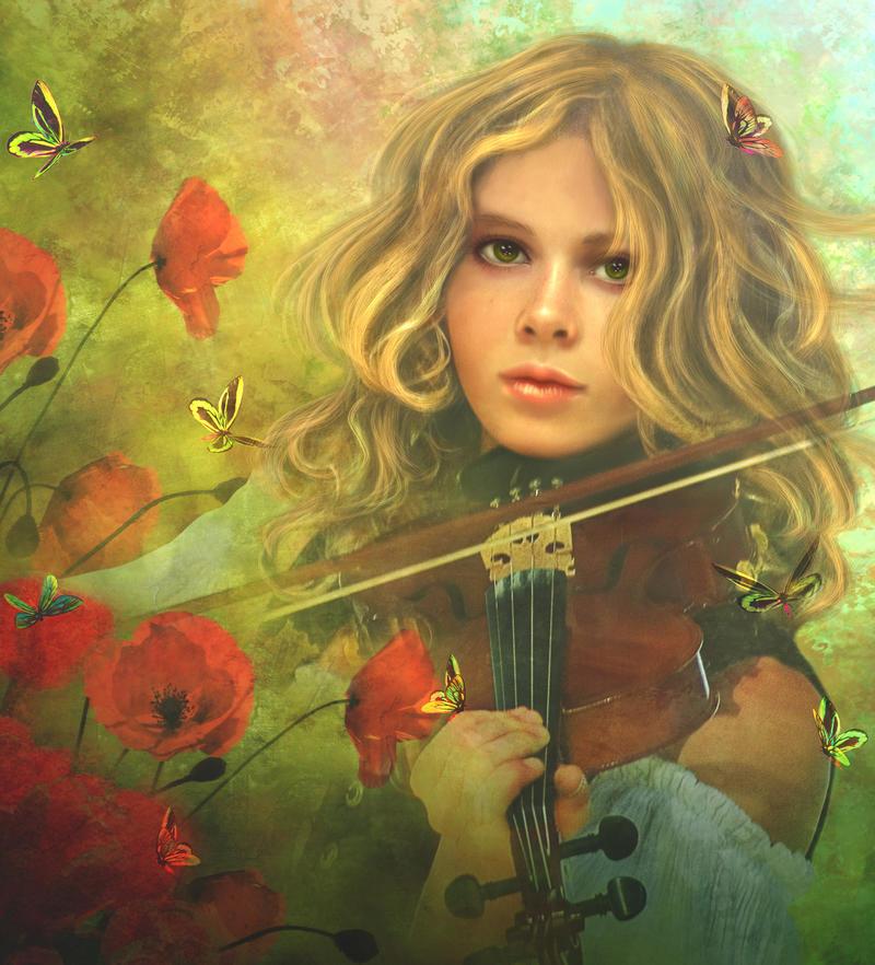 Spring Melody by alexa-asta