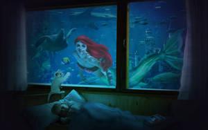 Underwater Dreams with Ariel by alexa-asta