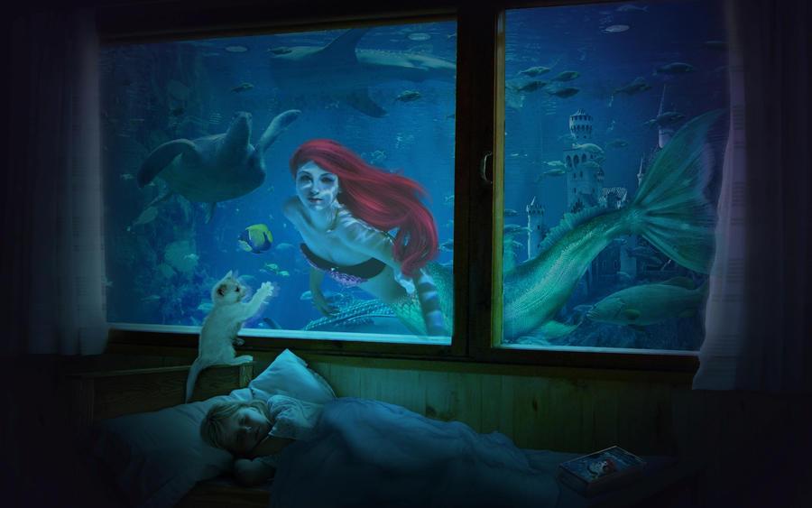 Underwater Dreams with Ariel