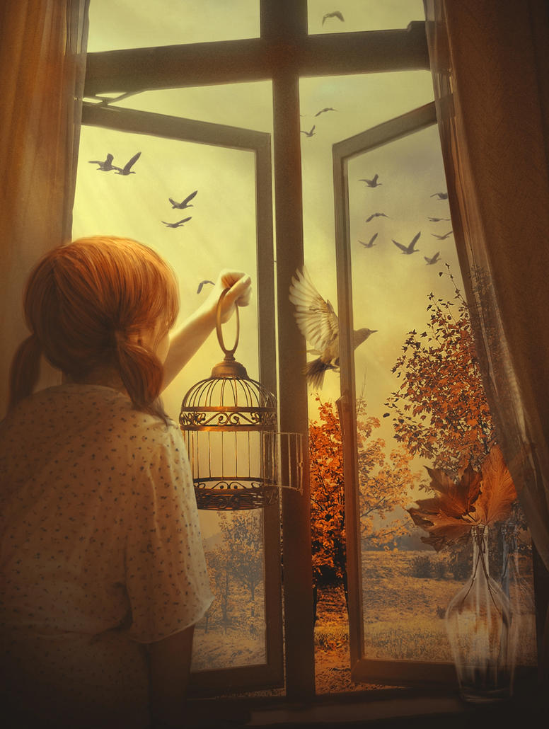 Fly away by alexa-asta