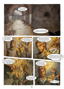Masters of Stealth - page 1  (updated)