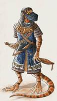 Desert Warrior.