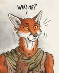 Hey, Fox!