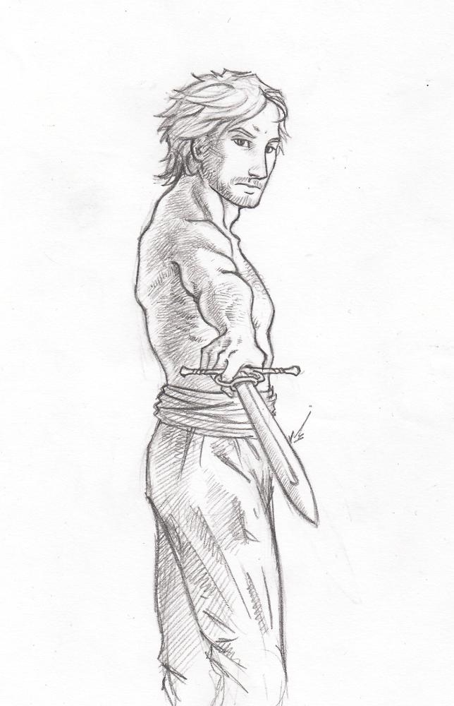 Daily Sketch Anatomy Practice By 0laffson On Deviantart