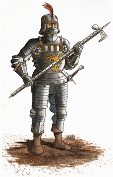 Imperial Armor Concept