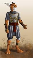 Ajshari Armor Concept by 0laffson